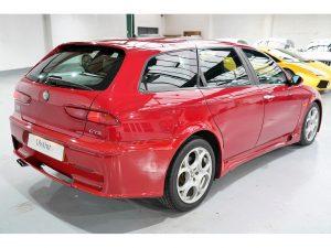 Classic Alfa Romeo inspection
