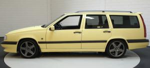 Volvo T5 classic car