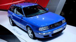 Classic Audi inspection