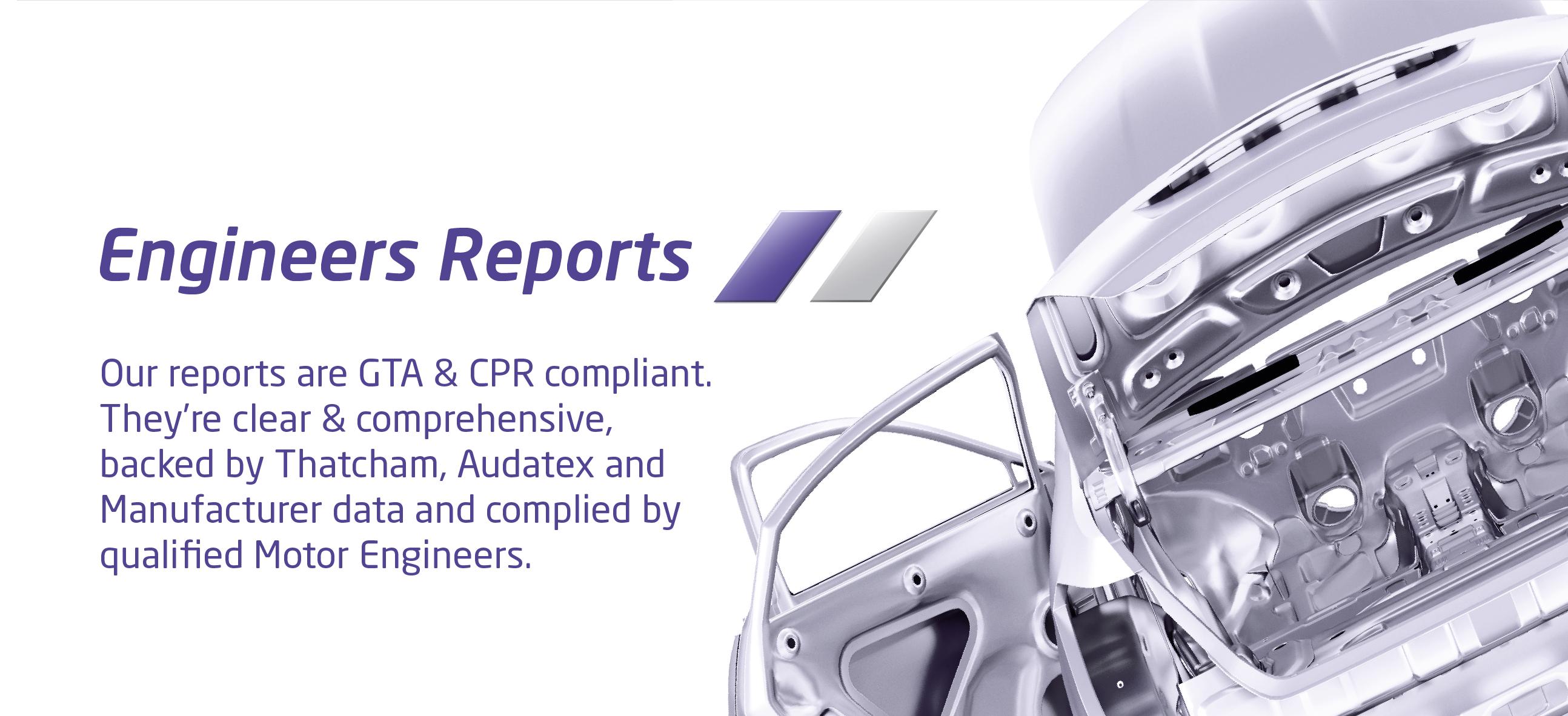 Desktop engineer reports