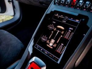 Lamborghini's AI powered LDVI system